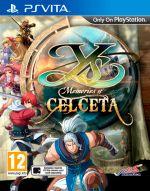 Hra pre PS Vita Ys: Memories of Celceta