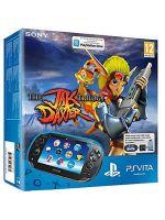 Príslušenstvo pre PS Vita Konzola PlayStation Vita + Jak & Daxter Trilogy + 8GB karta