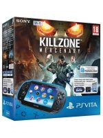 Príslušenstvo pre PS Vita Konzola PlayStation Vita + Killzone:Mercenary + 16GB karta