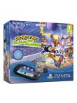 konzole PlayStation Vita Slim + 8GB karta + Hra Looney Tunes Galactic Sports