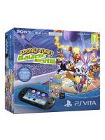 Príslušenstvo pre PS Vita Konzola PlayStation Vita Slim + 8GB karta + Hra Looney Tunes Galactic Sports