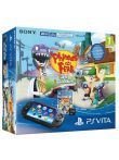 konzole PlayStation Vita Slim + 8GB karta + Phineas&Ferb