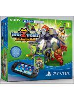 Príslušenstvo pre PS Vita Konzola PlayStation Vita Slim + Invizimals