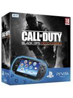 Príslušenstvo pre PS Vita Konzola PlayStation Vita + Call of Duty Black Ops: Declassified + 4GB karta