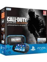 Príslušenstvo pre PS Vita Konzola PlayStation Vita + Call of Duty Black Ops: Declassified + 4GB karta + puzdro