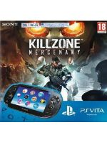 Pr�slu�enstvo pre PS Vita Konzola PlayStation Vita (Wifi + 3G) + Killzone: Mercenary + 8GB karta