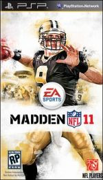 Hra pre PSP Madden NFL 11