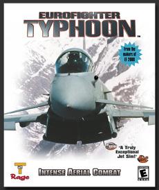 Hra pre PC Eurofighter Typhoon