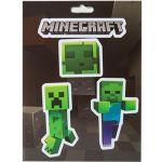 Nálepky Minecraft Mobs Caves