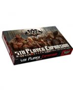 Stolní hra Blood Rage: Rozšíření pro pátého hráče