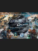 Stolní hra Desková hra Malé velké galaxie: Do neznáma