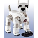 Robotická hračka I-Cybie robot dog - White NEW VERSION