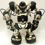 Robotick� hra�ka Robosapien - special limited edition - Gold