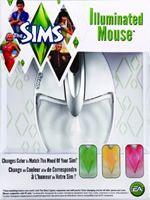 Herné príslušenstvo Myš The SIMS 3 Mood Mouse