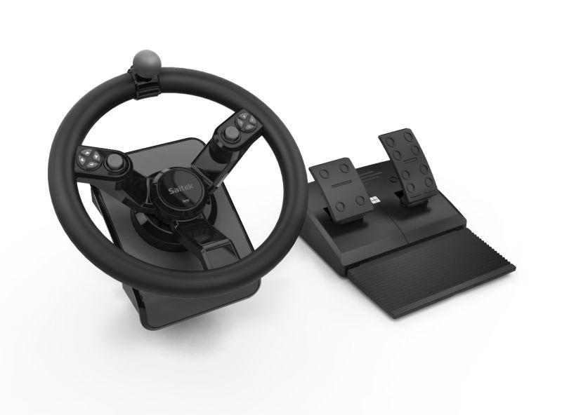 volant saitek pro farming simulator joystick. Black Bedroom Furniture Sets. Home Design Ideas