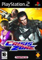 Hra pre Playstation 2 Crisis Zone