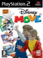 Hra pre Playstation 2 EyeToy: Disney Move