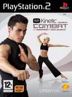 Hra pre Playstation 2 Eye Toy: Kinetic Combat + kamera dupl