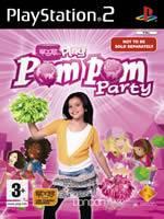 Hra pre Playstation 2 EyeToy Play: PomPom Party + kamera