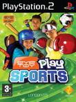 Hra pro Playstation 2 Eye Toy: Play Sports [promo disk] - BAZAR