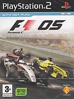Hra pre Playstation 2 Formula One 05