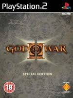Hra pre Playstation 2 God of War II (Special edition)