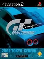 Hra pre Playstation 2 Gran Turismo 3 Concept 2002 Tokyo - Geneva (platinum)