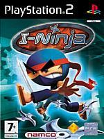 Hra pre Playstation 2 I-Ninja