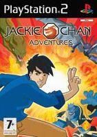 Hra pre Playstation 2 Jackie Chan Adventures
