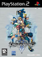 Hra pre Playstation 2 Kingdom Hearts 2