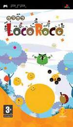 Hra pre PSP Loco Roco