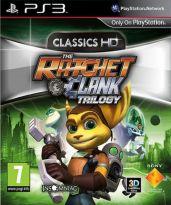Hra pre Playstation 3 Ratchet & Clank Trilogy