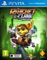 Hra pre PS Vita Ratchet & Clank Trilogy