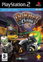 Hra pre Playstation 2 Ratchet & Clank 3: Up Your Arsenal