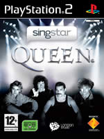 Hra pro Playstation 2 SingStar Queen
