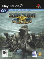 Hra pre Playstation 2 SOCOM: U.S. Navy SEALs + headset [poškrabaná škatuľka]
