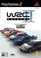 Hra pre Playstation 2 WRC 2 Extreme