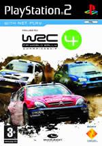 Hra pre Playstation 2 WRC 4