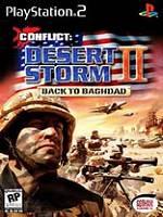 Hra pre Playstation 2 Conflict: Desert Storm 2