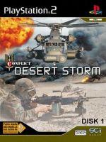 Hra pre Playstation 2 Conflict: Desert Storm