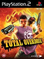 Hra pre Playstation 2 Total Overdose