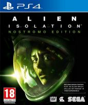 hra pre Playstation 4 Alien: Isolation (Nostromo Edition)