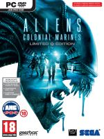 Hra pre PC Aliens: Colonial Marines (Limited Edition)