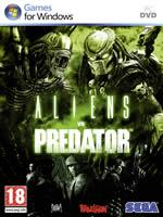 Hra pre PC Aliens vs. Predator CZ (Zberateľská edícia) (Predátor)