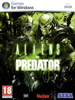 Hra pre PC Aliens vs. Predator EN