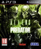 Hra pre Playstation 3 Aliens vs. Predator