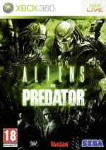 Hra pre Xbox 360 Aliens vs. Predator
