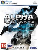 Hra pro PC Alpha Protocol CZ