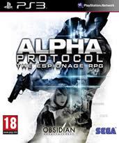 Hra pre Playstation 3 Alpha Protocol