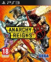 Hra pre Playstation 3 Anarchy Reigns